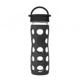 Glass Bottle Classic Cap Onyx  - 475ml