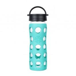 Glass Bottle Classic Cap Sea Green - 475ml