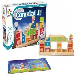 Smart Games - Ξύλινο κάστρο Καπελοτ