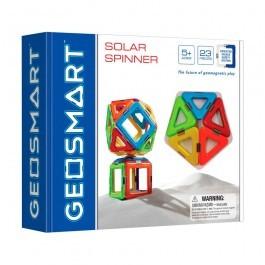 Κατασκευές με μαγνήτη - Solar Spinner
