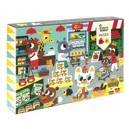 Puzzle in the Grocery Shop - 48pcs