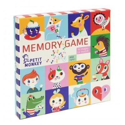 4e18bd63bf Memory Game - 72 pcs - Alice on board