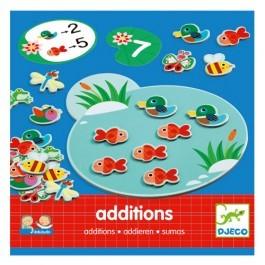 Eduludo - Μαθαίνω πρόσθεση και αφαίρεση