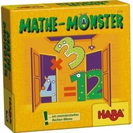 Επιτραπέζιο παιχνίδι - To τερατάκι των Μαθηματικών