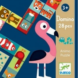 Domino Animals by Djeco