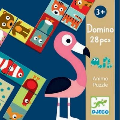 Domino Animals by Djeco