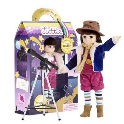 Κούκλα Lottie Βινυλίου - Αστρονόμος