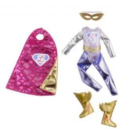 Super Lottie - superhero Outfit