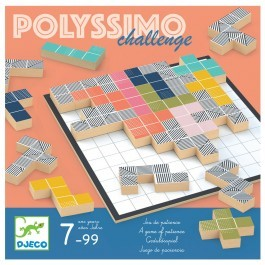 Polyssimo Shape Game