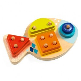 Numeric & shape learning game