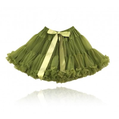 15896db54244 Pettiskirt Spanish Queen Olive - Alice on board