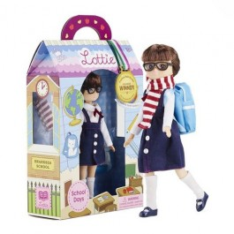 School Days - Lottie Doll