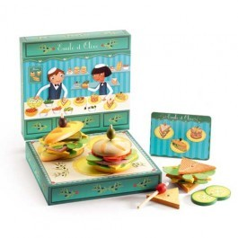 Emil and Olive Sandwich Set