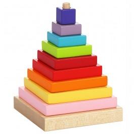 Ξύλινη πυραμίδα ταξινόμησης
