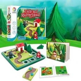 Επιτραπέζιο παιχνίδι Smartgames - Κοκκινοσκουφίτσα