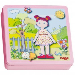 Dress up Magnetic Box Lilly