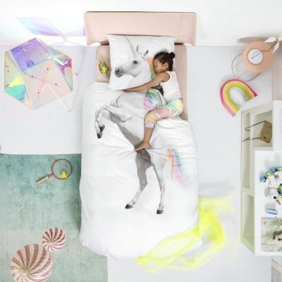 Σετ παπλωματοθήκης Unicorn