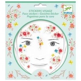 Face stickers - Princess of Spring