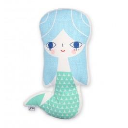 Διακοσμητικό μαξιλάρι - Γοργόνα