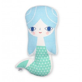 Pillow Mermaid- Eco Friendly