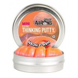 Mini Thinking Putty - Neon Flash