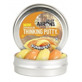 Mini Thinking Putty - Sun burst