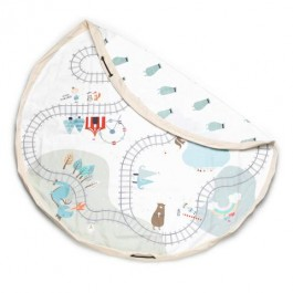 Play and Go Mat - Trainmap Bears