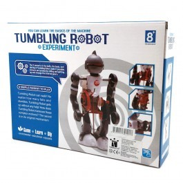 Κατασκευή ρομπότ με κίνηση - Tumbling Robot