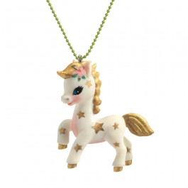Poney Charm Necklace