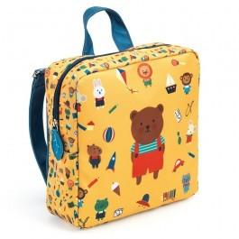 Παιδική τσάντα για το νηπιαγωγείο - Αρκουδάκι