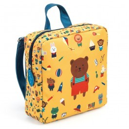 Toddler Back Pack - Bear