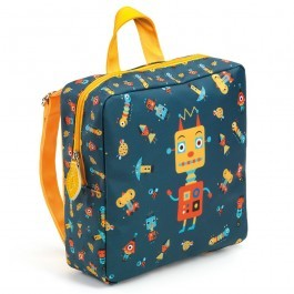 Toddler Back Pack - Robot
