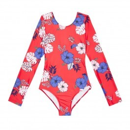 Swimsuit for girls - Tropical Vibes Boardie