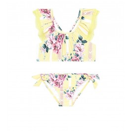 Μπικίνι μαγιό Nanna's House Lemon by Seafolly