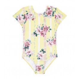 Nanna's House Cut Out Tank One Piece by Seafolly