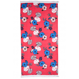 Seafolly Girls Hibiscus Mini Me Towel