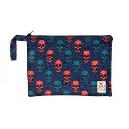 Waterproof Bag Woven - Skulls