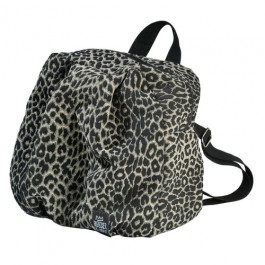 Bleecker & Love - Back Bag Leopard Black