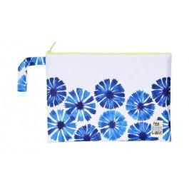 Waterproof Bag Woven - Daisies