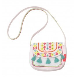 Fiesta Hippy Bag White by Sunuva