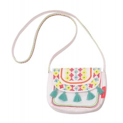 Τσαντάκι Hippy Bag White - Sunuva