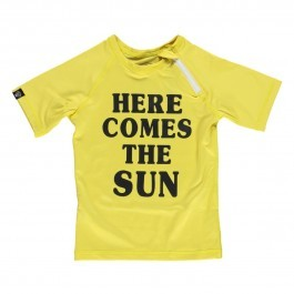Παιδικό αντιηλιακό μπλουζάκι - Here comes the sun