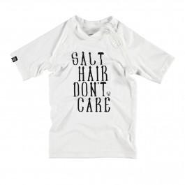 Παιδικό αντιηλιακό μπλουζάκι - Salty Hair