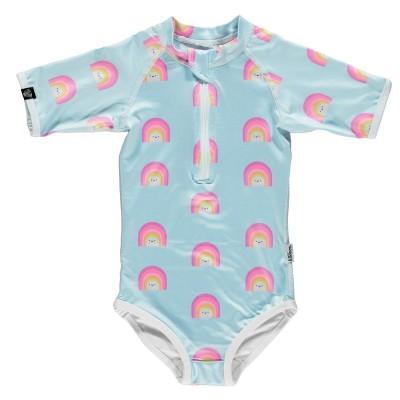 Παιδικό μαγιό για κορίτσια -Aloha rainbow