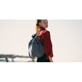 Bleecker & Love - Back Bag Blue Grey