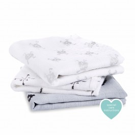 3 Pack - Musy Swaddle Lovestruck