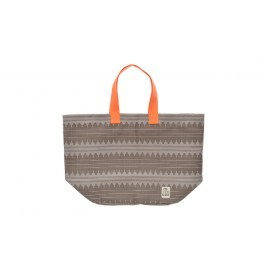 Bleecker & Love - Beach Bag Soundwaves Beige