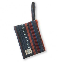 Waterproof Bag Woven - Stripes