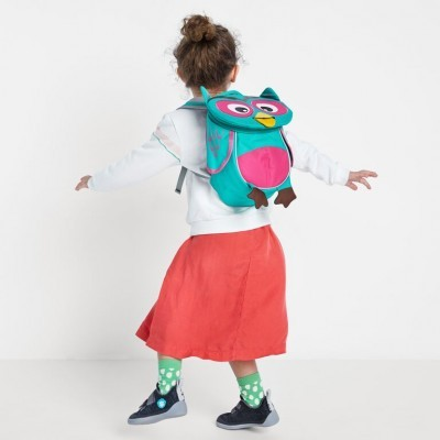 Small friend Back Pack-Owl