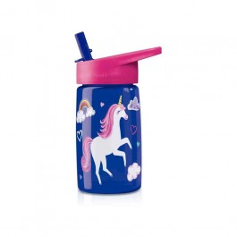 Drinking Bottle Eco Kids Tritan  - Unicorn